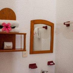 Отель Villas Mercedes Сиуатанехо ванная