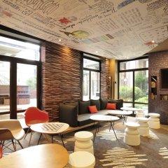 Отель ibis Lille Centre Gares гостиничный бар