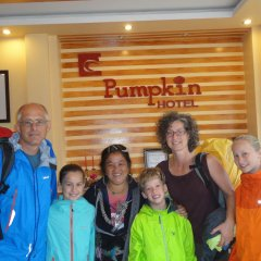 Pumpkin Hotel интерьер отеля фото 3