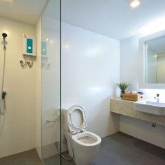 Отель Rocco Huahin Condominium ванная фото 2