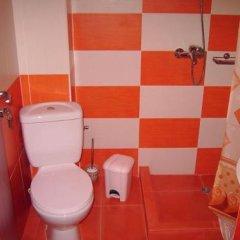 Отель Family Hotel Deja Vu Болгария, Равда - отзывы, цены и фото номеров - забронировать отель Family Hotel Deja Vu онлайн ванная