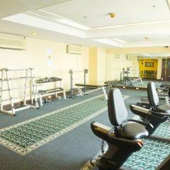 Makati Palace Hotel фитнесс-зал
