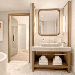 Отель JW Marriott Parq Vancouver Канада, Ванкувер - отзывы, цены и фото номеров - забронировать отель JW Marriott Parq Vancouver онлайн ванная