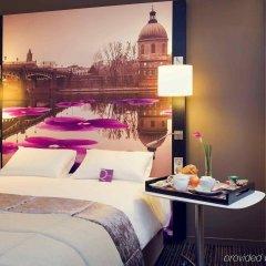 Отель Mercure Toulouse Centre Wilson Capitole hotel Франция, Тулуза - отзывы, цены и фото номеров - забронировать отель Mercure Toulouse Centre Wilson Capitole hotel онлайн в номере фото 2