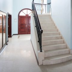 Отель Dream Inn Dubai-Luxury Palm Beach Villa интерьер отеля фото 2