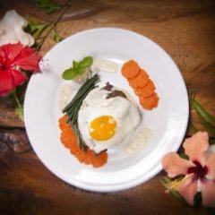 Отель Crusoe's Retreat Фиджи, Вити-Леву - отзывы, цены и фото номеров - забронировать отель Crusoe's Retreat онлайн питание