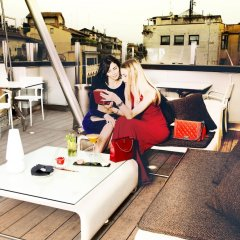Отель VALADIER Рим бассейн фото 2