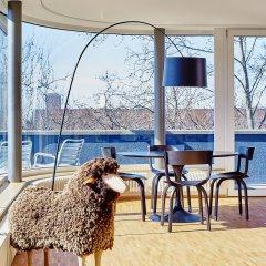 Отель Greulich Design & Lifestyle Hotel Швейцария, Цюрих - отзывы, цены и фото номеров - забронировать отель Greulich Design & Lifestyle Hotel онлайн фото 3