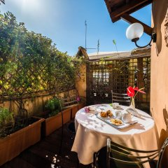 Отель Scalinata Di Spagna Италия, Рим - отзывы, цены и фото номеров - забронировать отель Scalinata Di Spagna онлайн питание фото 2
