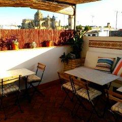 Отель B&B La Fonda Barranco-NEW Испания, Херес-де-ла-Фронтера - отзывы, цены и фото номеров - забронировать отель B&B La Fonda Barranco-NEW онлайн бассейн фото 2