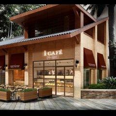 Отель InterContinental Chengdu Global Center питание