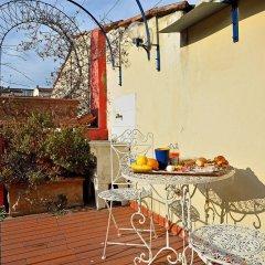 Отель Porta Faenza Hotel Италия, Флоренция - 2 отзыва об отеле, цены и фото номеров - забронировать отель Porta Faenza Hotel онлайн балкон