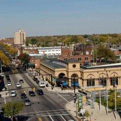 Отель Hampton Inn & Suites Columbus/University Area Колумбус