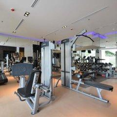 Dream Phuket Hotel & Spa пляж Банг-Тао фитнесс-зал фото 4