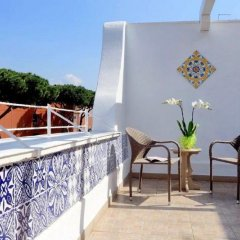 Отель Flavius B&b Рим балкон
