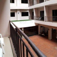 Отель Dynasty Inn Pattaya балкон