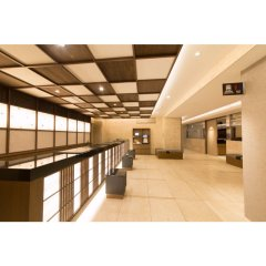 Hotel Hokke Club Asakusa интерьер отеля