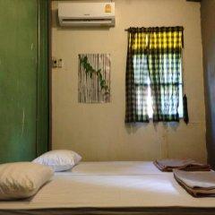 Nivas Siam Hostel Бангкок комната для гостей