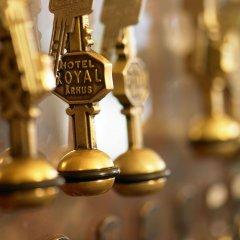 Отель Royal Дания, Орхус - отзывы, цены и фото номеров - забронировать отель Royal онлайн помещение для мероприятий фото 2