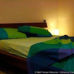 Отель B&B Pompei Welcome Италия, Помпеи - отзывы, цены и фото номеров - забронировать отель B&B Pompei Welcome онлайн комната для гостей фото 3