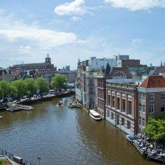 Отель Nes Нидерланды, Амстердам - отзывы, цены и фото номеров - забронировать отель Nes онлайн приотельная территория фото 2