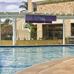 Отель Bourbon Atibaia Convention And Spa Resort Атибая бассейн