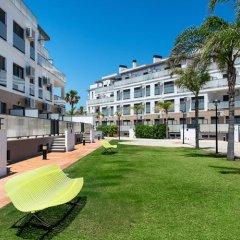 Отель Apartamentos Y Villas Oliva Nova Golf Олива фото 2
