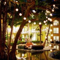 Отель Grand Cayman Marriott Beach Resort Каймановы острова, Севен-Майл-Бич - отзывы, цены и фото номеров - забронировать отель Grand Cayman Marriott Beach Resort онлайн фото 2