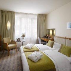 K+K Hotel Central Prague комната для гостей
