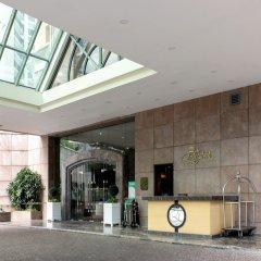 Отель The Elizabeth Singapore Сингапур вид на фасад