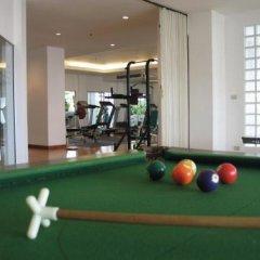 Отель B.U. Place Бангкок спортивное сооружение