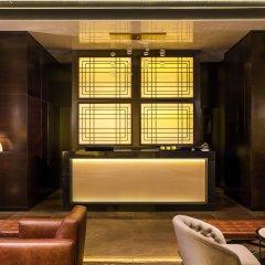 Отель Saint Ten Hotel Сербия, Белград - отзывы, цены и фото номеров - забронировать отель Saint Ten Hotel онлайн интерьер отеля фото 2