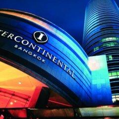 Отель Intercontinental Bangkok Бангкок городской автобус