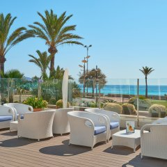 Отель Hipotels Hipocampo Playa гостиничный бар