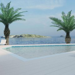 Отель Apartamentos Playasol Jabeque Dreams бассейн
