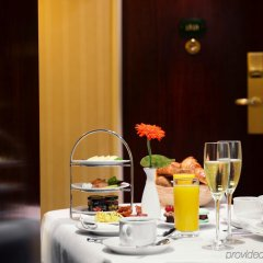 Отель InterContinental Frankfurt питание фото 3