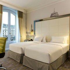 Отель Hilton Paris Opera Париж комната для гостей фото 2