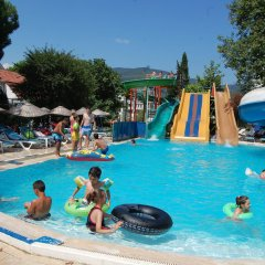 Erdek Hillpark Hotel Мармара бассейн фото 3