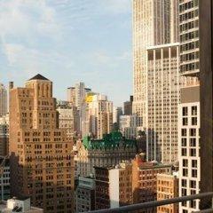 Отель DoubleTree by Hilton New York City - Chelsea США, Нью-Йорк - 8 отзывов об отеле, цены и фото номеров - забронировать отель DoubleTree by Hilton New York City - Chelsea онлайн балкон