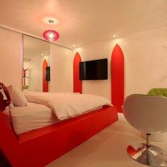 Отель Hwagok Lush Hotel Южная Корея, Сеул - отзывы, цены и фото номеров - забронировать отель Hwagok Lush Hotel онлайн комната для гостей фото 7