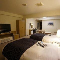 APA Hotel Sagamihara Kobuchieki-mae комната для гостей