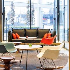 Отель Ibis Hamburg City Германия, Гамбург - 2 отзыва об отеле, цены и фото номеров - забронировать отель Ibis Hamburg City онлайн интерьер отеля