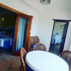 Отель Playa Conchas Chinas Пуэрто-Вальярта балкон
