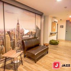 Jazz on Columbus Circle Hostel комната для гостей