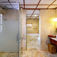 Thanh Van 1 Hotel ванная