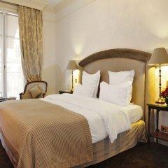 Hotel Vernet - Paris Champs Elysées комната для гостей фото 3