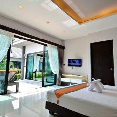 Отель Chaweng Noi Pool Villa Таиланд, Самуи - 2 отзыва об отеле, цены и фото номеров - забронировать отель Chaweng Noi Pool Villa онлайн комната для гостей фото 3