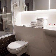 Отель Saint Nicolas Бельгия, Брюссель - 7 отзывов об отеле, цены и фото номеров - забронировать отель Saint Nicolas онлайн ванная фото 2