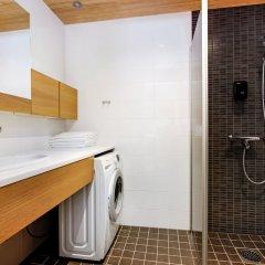 Отель Holiday Club Saimaa Hotel Финляндия, Рауха - 12 отзывов об отеле, цены и фото номеров - забронировать отель Holiday Club Saimaa Hotel онлайн ванная фото 2