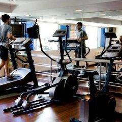 Отель Roseate Ratchada Таиланд, Бангкок - отзывы, цены и фото номеров - забронировать отель Roseate Ratchada онлайн фитнесс-зал фото 2